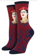 Socks - Frida - Red