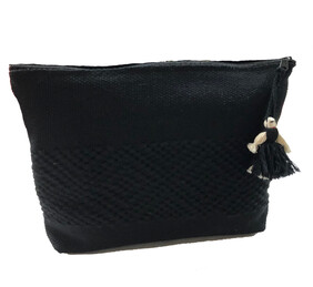 Milla Hand Woven Clutch