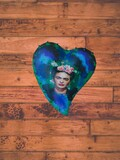 Frida Clay Heart with nails