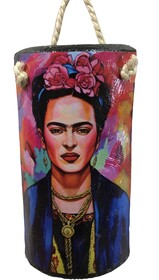 Frida Clay Wall Hanging