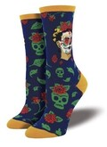 Socks - Frida - Day of the Dead