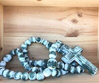 Clay Rosary - Verde